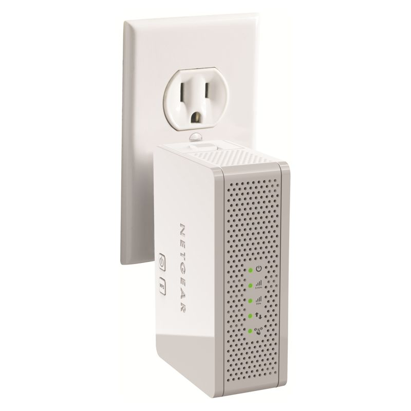 Netgear WN3500RP N300 Portable Universal Wifi Range Extender, 1 x Ethernet Port, Dual Band