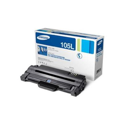 Samsung MLT-D105L Black Toner/Drum for ML-2580N and SCX-4623F (2500 Yield)