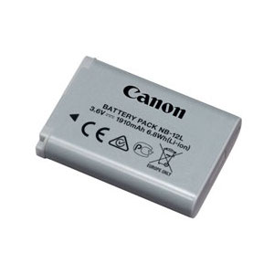 Canon NB12L Lithium-Ion Battery to suit PSN100, G1XII