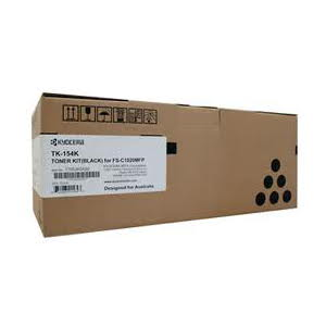 Kyocera Black Toner Kit to suit FS-C1020MFP (6,500 page Yield)